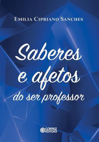 Imagem de Livro - Saberes e Afetos do ser professor