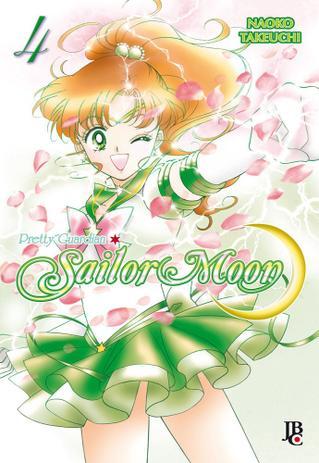Imagem de Livro - Sailor Moon - Vol. 4