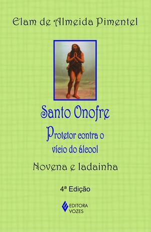 Imagem de Livro - Santo Onofre