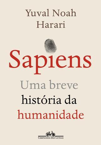 Imagem de Livro - Sapiens (Nova edição)