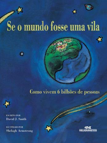 Imagem de Livro - Se o mundo fosse uma vila