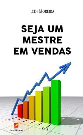 Imagem de Livro - Seja um mestre em vendas
