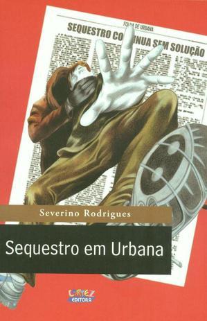 Imagem de Livro - Sequestro em Urbana