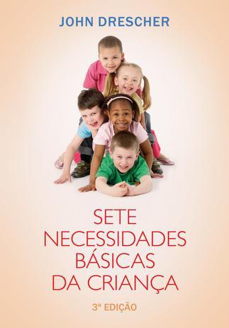 Imagem de Livro - Sete necessidades básicas da criança