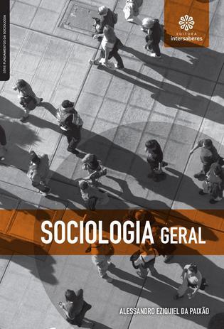 Imagem de Livro - Sociologia geral