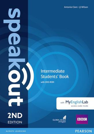 Imagem de Livro - Speakout Intermediate 2Nd Edition Students' Book With DVD-Rom And MyEnglishLab Access Code Pack