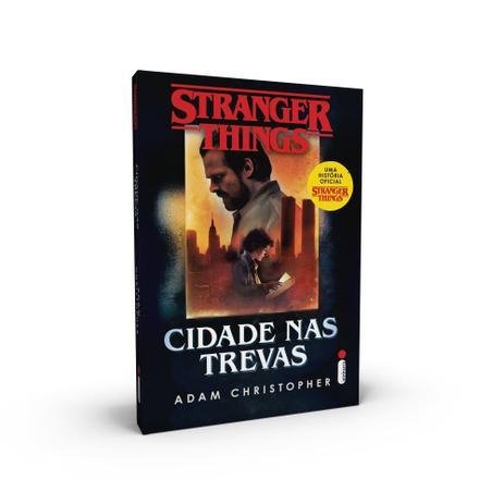 Imagem de Livro - Stranger Things: Cidade Nas Trevas