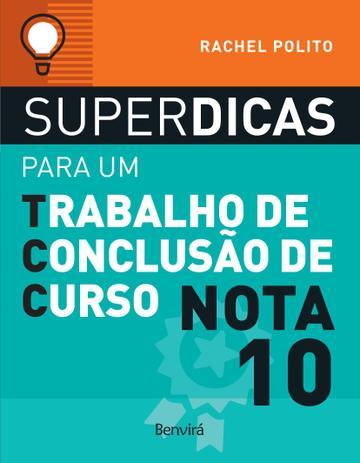 Imagem de Livro - Superdicas para um trabalho de conclusão de curso nota 10