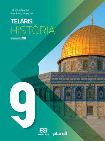 Imagem de Livro - Teláris - História - 9º ano