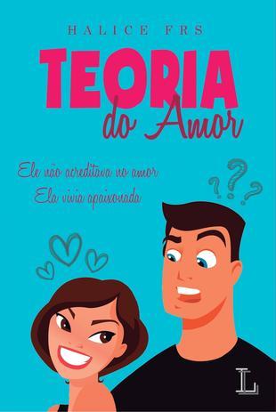 Imagem de Livro - Teoria do Amor