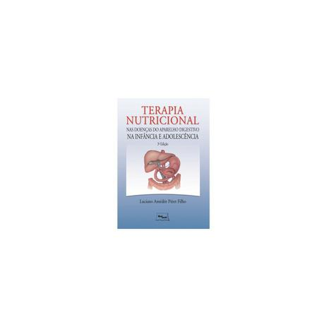 Imagem de Livro - Terapia Nutricional nas Doenças do Ap. Digestivo na Infância e Adolescência - Péret Filho