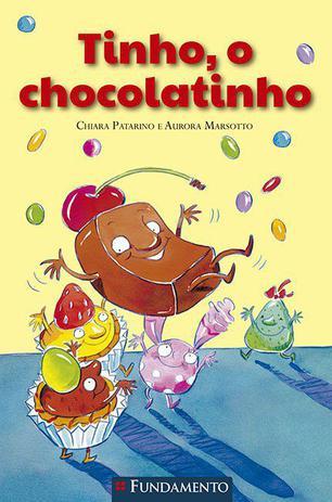 Imagem de Livro - Tinho, O Chocolatinho