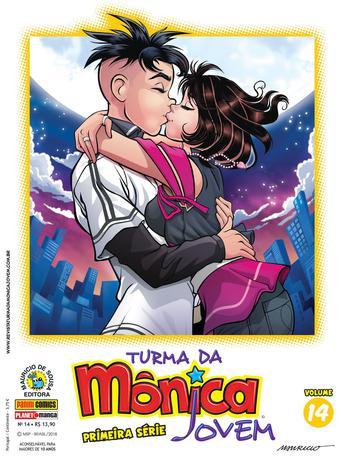 Imagem de Livro - Turma Da Mônica Jovem: Primeira Série - Volume 14
