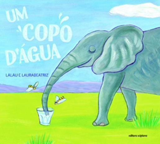 Imagem de Livro - Um copo d'água