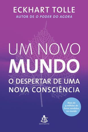 Imagem de Livro - Um novo mundo - O despertar de uma nova consciência