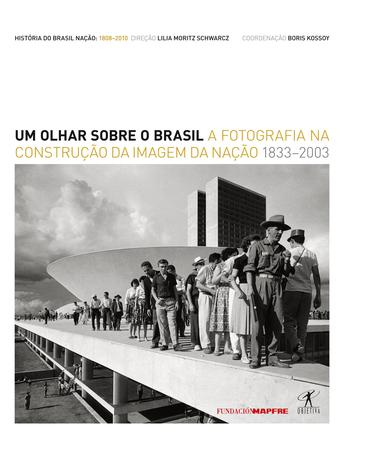 Imagem de Livro - Um olhar sobre o Brasil: 1833-2003