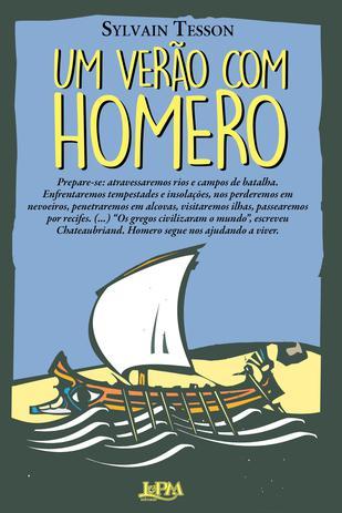 Imagem de Livro - Um verão com Homero