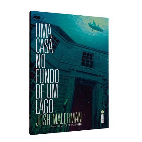Imagem de Livro - Uma casa no fundo de um lago
