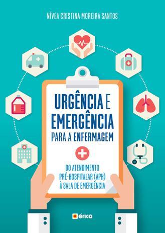 Imagem de Livro - Urgência e emergência para enfermagem