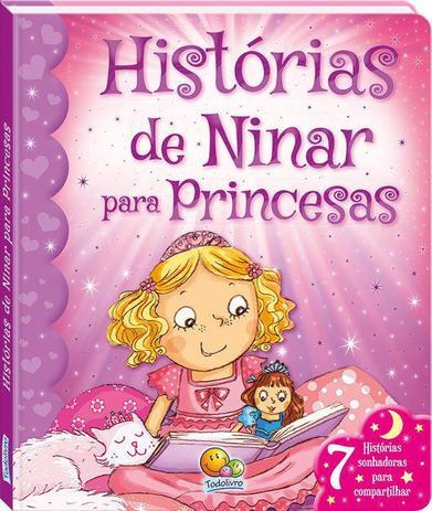 Imagem de Livro - Vamos sonhar! Histórias de ninar para princesas