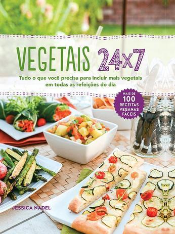 Imagem de Livro - Vegetais 24x7