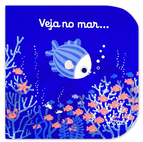 Imagem de Livro - Veja no mar...