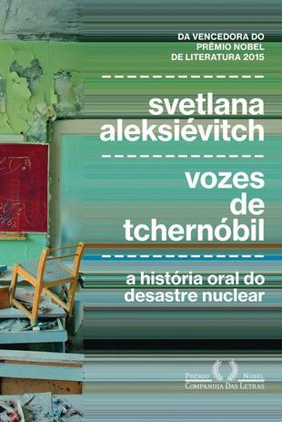 Imagem de Livro - Vozes de Tchernóbil