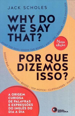 Imagem de Livro - Why do we say that? - Por que dizemos isso?