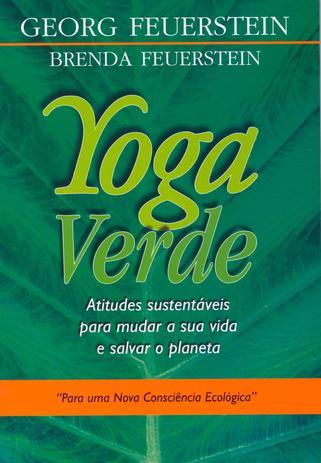 Imagem de Livro - Yoga Verde