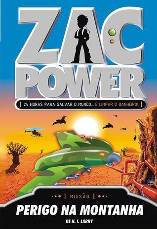 Imagem de Livro - Zac Power 08 - Perigo Na Montanha
