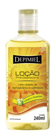 Imagem de Locao adstringente depimiel 240ml pre depilacao