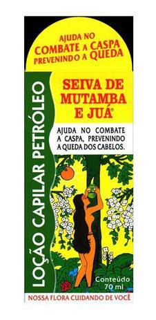 Imagem de Loção Capilar Petróleo Seiva De Mutamba E Juá 70ml