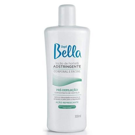 Imagem de Loção de Hortelã Adstringente Pré-depilação 300ml Depil Bella