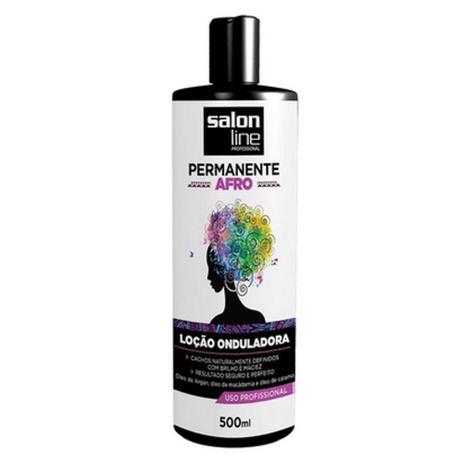 Imagem de Loção Onduladora - Permanente Afro, 500 ml, Salon Line, Salon Line