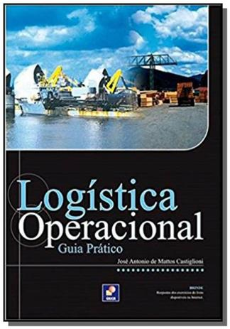 Imagem de Logistica operacional: guia pratico