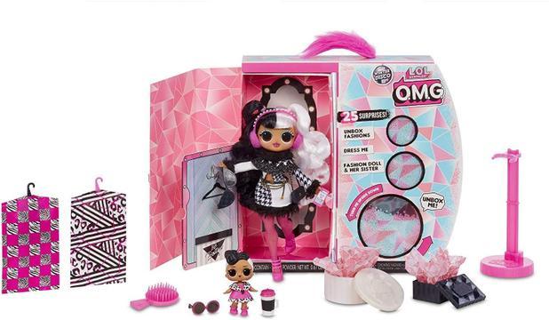 Imagem de LOL Surprise OMG Winter Disco Dollie