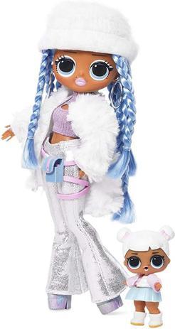 Imagem de Lol Surprise Omg Winter Disco  Snowlicious E Snow Angel -25 surpresas -  Candide