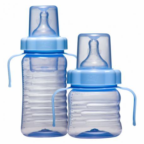 Imagem de Lolly Baby Kit Mamadeira Big Clean Lolly Baby Azul