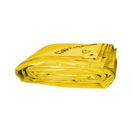 Imagem de Lona Carreteiro Encerado Reforcada 7x 6 Mt (Amarela)