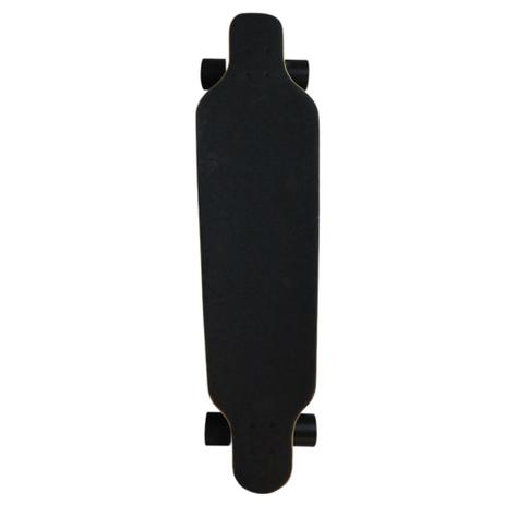 "d471659420 Longboard Completo MoonTime (Caveira Speed) 40"" X 10"" Preto - OWL Sports"