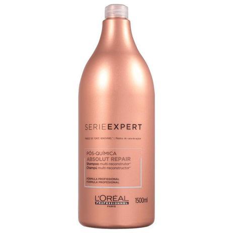 Imagem de Loreal Shampoo Absolut Repair Pos Quimica - 1500ml