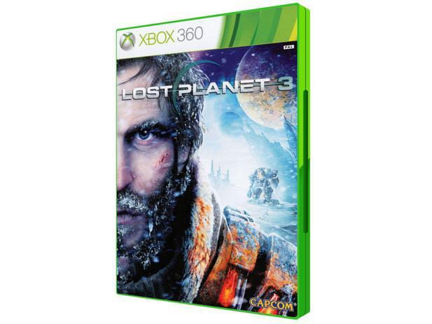 Lost Planet 3 para Xbox 360 - Capcom