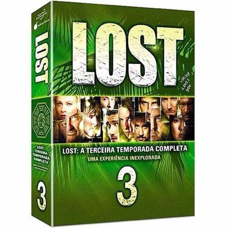 Imagem de Lost - Terceira Temporada Completa