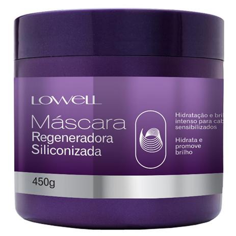 0405839684 Lowell Complex Care Máscara Regeneradora Siliconizada - 450g ...