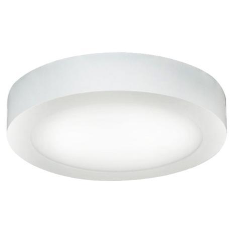 Imagem de Luminária LED Sobrepor 24W Redonda Multivolt 3000K Ø30CM
