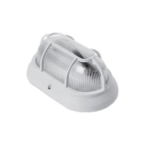 Imagem de Luminária Tartaruga em Polipropileno Clean 22cm Branca