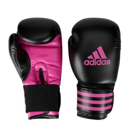 8a4ed8b2d Luva de Boxe Adidas Power 100 Preto Pink - Luva de Boxe - Magazine Luiza