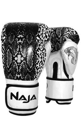 a910d38568 Luva de Boxe Animal Print Cobra Pérola - Naja - Luva de Boxe ...