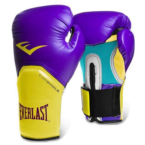 be2092cd91520 Luva de Boxe Everlast Pro Style Elite Training 14 Oz - Luva de Boxe ...