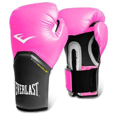 Imagem de Luva de Boxe/Muay Thai Everlast Pro Style 12 oz